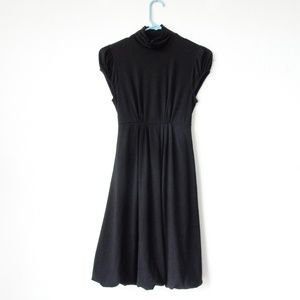 Black Maurices jersey dress